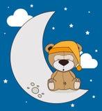 Gute Nachtdesign Stockfotografie