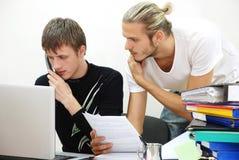 Gute Teamwork Lizenzfreies Stockfoto