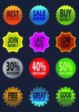 Gute Verkäufe Lizenzfreie Stockfotos