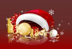 Guten Rutsch ins Neue Jahr! Lizenzfreies Stockfoto