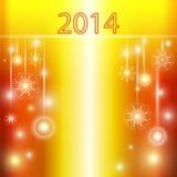 Guten Rutsch ins Neue Jahr vektor abbildung