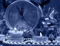 Guten Rutsch ins Neue Jahr Stockfotos