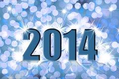 Guten Rutsch ins Neue Jahr Lizenzfreie Stockbilder