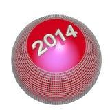 Guten Rutsch ins Neue Jahr! Stockfoto