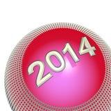 Guten Rutsch ins Neue Jahr! Stockfotografie