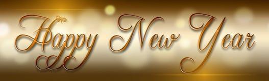 Guten Rutsch ins Neue Jahr Stockbilder