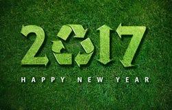 Guten Rutsch ins Neue Jahr Lizenzfreies Stockbild