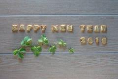 Guten Rutsch ins Neue Jahr 2015 Stockbilder