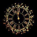 Guten Rutsch ins Neue Jahr - 2017 Lizenzfreies Stockbild