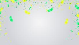 2019 guten Rutsch ins Neue Jahr und alles Gute zum Geburtstag auf grünem Hintergrund mit stock abbildung