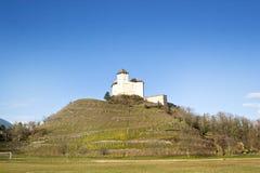 Gutenberg Castle Stock Image