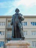 Gutenberg Monument Stock Photos