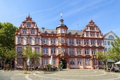 Gutenberg Museum in Mainz, Germany Royalty Free Stock Images