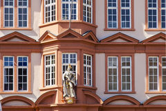 Gutenberg Museum in Mainz, Germany Royalty Free Stock Photography