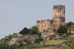 Gutenfels castle Stock Images