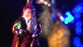 Guter Geist des neuen Jahres stock video footage