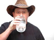 Guter Stapel von moonshine. Lizenzfreie Stockbilder