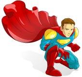 Guter Superheld Stockbilder