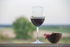 Guter Wein stockfotografie