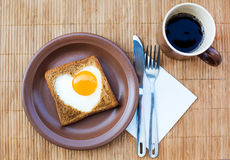 Gutes Frühstück Lizenzfreies Stockfoto