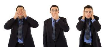 Gutes Verhalten Lizenzfreie Stockfotografie