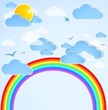 Gutes Wetter. Lizenzfreie Stockbilder