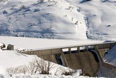 Guthega Dam Royalty Free Stock Image