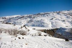 Guthega Dam stock image