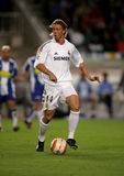 Guti of Real Madrid Royalty Free Stock Photo