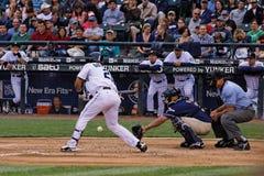 Gutierrez Mariners Baseball Team Stock Photography