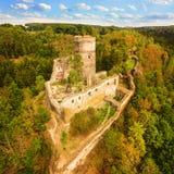 The Gutstejn Castle. Royalty Free Stock Photos