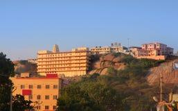Gutta Yadagiri, Индия Стоковая Фотография RF