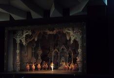 Gutter ballet Royalty Free Stock Image