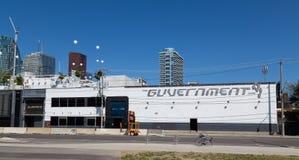 Guvernment Nightclub Toronto Stock Photos