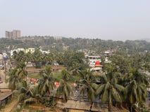 Guwhati-Stadt Stockbilder