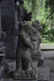 2 Guy Art-standbeeld Stock Afbeeldingen