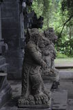 2 Guy Art statue Stock Images
