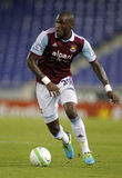 Guy Demel of West Ham United Stock Photography
