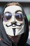 Guy Fawkes Photographie stock libre de droits