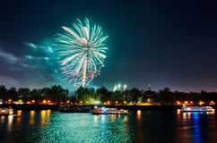 Guy Fawkes night Stock Photography