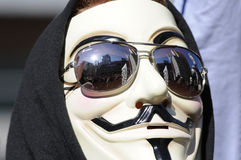 Guy Fawkes Royalty Free Stock Image