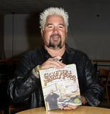 Guy Fieri Royalty Free Stock Photography