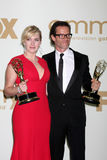 Guy Pearce, Kate Winslet Royalty Free Stock Photos