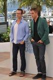 Guy Pearce & Robert Pattinson Royalty Free Stock Images