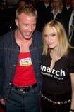 Guy Ritchie, Madonna foto de stock royalty free