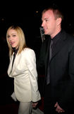 Guy Ritchie,Madonna Stock Photography