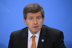 Guy Ryder Royalty Free Stock Photography