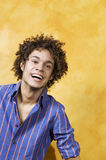 Guy smiling Stock Photography