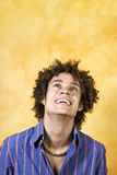 Guy smiling Royalty Free Stock Images