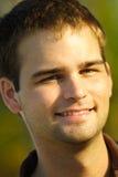 Guy Smiling Royalty Free Stock Image
